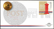 Netherlands 1999 Postal Service FDC First Day Cover #C28116