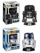 Funko POP Disney Star Wars R2-D2 + R2-B5 Vinyl Figure #31 #147 Set of 2