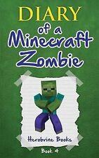 Diary of a Minecraft Zombie Book 4: Zombie Swap - Paperback- New