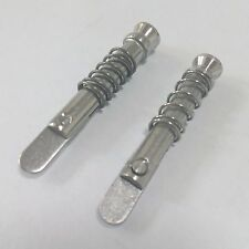 2 x Quick Release Pin for Boat Bimini Top Deck Hinge Marine Stainless Steel 316