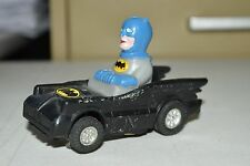 "1974 Vintage Batman in AHI Batmobile 3 3/4"" Slot-Car"
