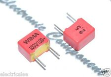 10pcs - WIMA FKP2 1500P (1500PF 1,5nF 1.5nF ) 100V 2.5% pitch:5mm Capacitor