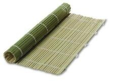 Bamboo Sushi Mat Roller 9.5 inch Square S-3155