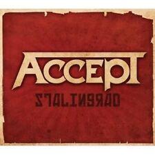ACCEPT - STALINGRAD  CD+++++++++10 TRACKS++++++++++ NEU