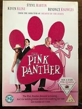 Steve Martin Beyonce PINK PANTHER ~ 2006 Comedy UK DVD w/ Velour Slipcover