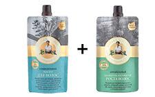 Abuela agafia Especial Shampoo & Mascarilla-crecimiento aktivator 100% de ingredientes naturales