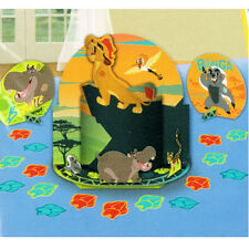 LION GUARD TABLE DECORATING KIT (17pc) ~ Birthday Party Supplies Centerpiece