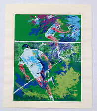 """Ted Tamabe Serigraph """"Champion Suite"""" Singed/Numbered COA"""