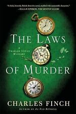 The Laws of Murder: A Charles Lenox Mystery Charles Lenox Mysteries)