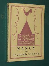 """Nancy Raymond SCHWAB """"portrait de la France"""""""