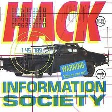 Information Society Hack CD Excellent