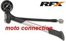 New RFX Air Fork Pump  Adjustment Gauge 0-30psi Motocross Enduro