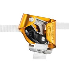 petzl pantin Right foot ascender with Catch for Arborists  can not be kicked off