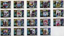 JEUX XBOX 360 ORIGINAUX : 22 jeux répartis en 19 boîtiers