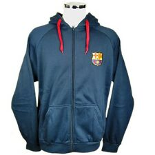 FC Barcelona full zipped hooded sweatshirt 2XL new with tags La Liga Barca XXL