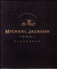 "MICHAEL JACKSON ""Dangerous"" 14 Track CD in einem Gimmixcover  RARE"