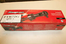 "Snap On PTR72 Air Ratchet Tool Pneumatic 3/8"" Variable Speed 90 PSI Green"