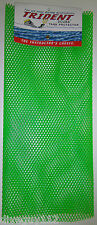 Scuba Diving Tank Net Protector Tight Weave Green New! TA60GR
