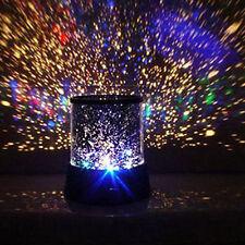 Romantique Master Cosmos étoile LED Nuit cadeau Lampe projecteur nouveau