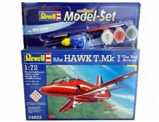 64622 Revell BAe Hawk T.Mk 1 Red Arrows Model + Paints Gift Set Box 1:144 04622