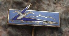 Aeroklub Rana Prague Light Aircraft Flying Club Glider Czech Gliding Pin Badge