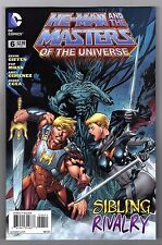 HE-MAN and the MASTERS of the UNIVERSE #6 - POP MHAN ART - ED BENES COVER - 2013