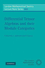 Differential Tensor Algebras and their Module Categories (London Mathematical So