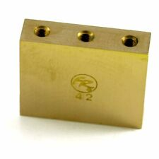 BLOC BARILLET FLOYD ROSE ORIGINAL FAT BRASS TREMOLO BLOC 42mm FROFTB42P