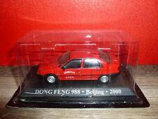 VEHICULE SERIE TAXI DU MONDE = DONG FENG 988 BEIJING 2000