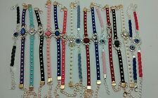 Wholesale Joblot Bracelet ,Bangle,Friendship,Charm Bracelet Boys,Girls 100Pc