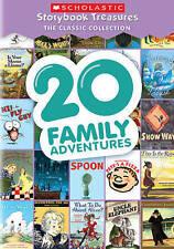 20 Family Adventures (DVD, 2016)