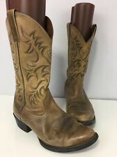Men's Ariat Cowboy Western Boots. Size 9 EE.