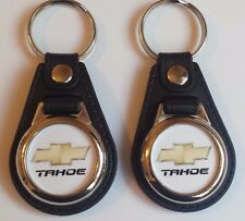 CHEVY TAHOE KEYCHAIN 2 PACK  FOB LOGO