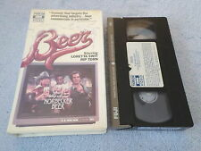 Beer (VHS, 1985) - LORETTA SWIT / RIP TORN - WHIP OUT YOUR NORBECKER BEER