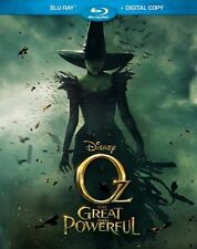 Oz the Great and Powerful (Blu-ray + DC) NEW!