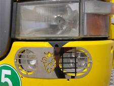 2 pcs. Fog Decoration For SCANIA R Series Made Of Polished Stainless Steel
