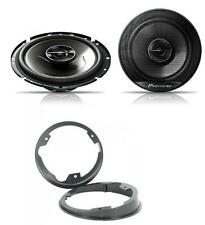 Ford S-Max 2006 onwards Pioneer 17cm Rear Door Speaker Upgrade Kit 240W