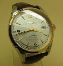 Hamilton Viewmatic White Jazzmaster See through Swiss Automatic Watch