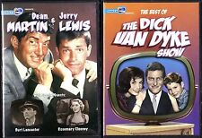 Dean Martin & Jerry Lewis & The Best Of The Dick Van Dyke Show - 2 Comedy DVDs