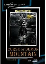 Curse Of Demon Mountain (2015, REGION 1 DVD New)