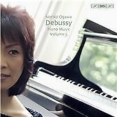 Debussy: Piano Music Vol.5 (Arabesque 1/ 2/ Dance/ Balade/ Valse Romantique ), N