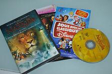 DVD D'ANIMATION ...DISNEY LE MONDE DE NARNIA CHAPITRE 1 ....MIS A PETIT PRIX