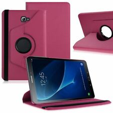 """For Samsung Galaxy Tab A S2 E 10.1"""" 9.7"""" 8"""" 7"""" 360 Rotate PU Leather Case Cover"""