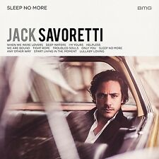 JACK SAVORETTI - SLEEP NO MORE   CD NEU