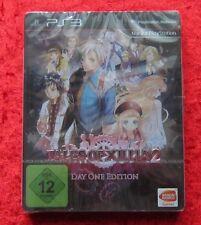 Tales of Xillia 2 Day One Edition, PS3, PlayStation 3 Juegos, Nuevo