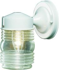 Hardware House 54-4445 Jelly Jar Wall Outdoor Fixtures