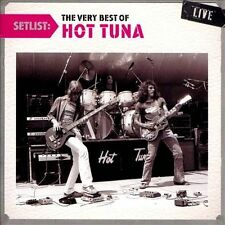 Setlist: The Very Best of Hot Tuna Live by Hot Tuna (CD, Dec-2011, Epic (USA))