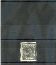 SPANISH GUINEA Sc 70(SG 83)**F-VF NH 1907 3P BLACK, GUM SKIPS FROM CONT#PTG $150