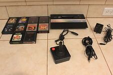 Atari 2600 Junior (Jr.) Console (NTSC) with 10 Games