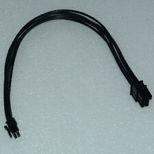 Mac Pro / Mac Mini G5 6pin to pci-e 6pin video card power cable 7800GT 8800GT